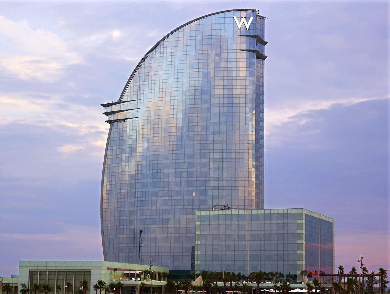W Hotel Barcelona Spain Travel Places I Have Been And Places I Want To Go Pinterest