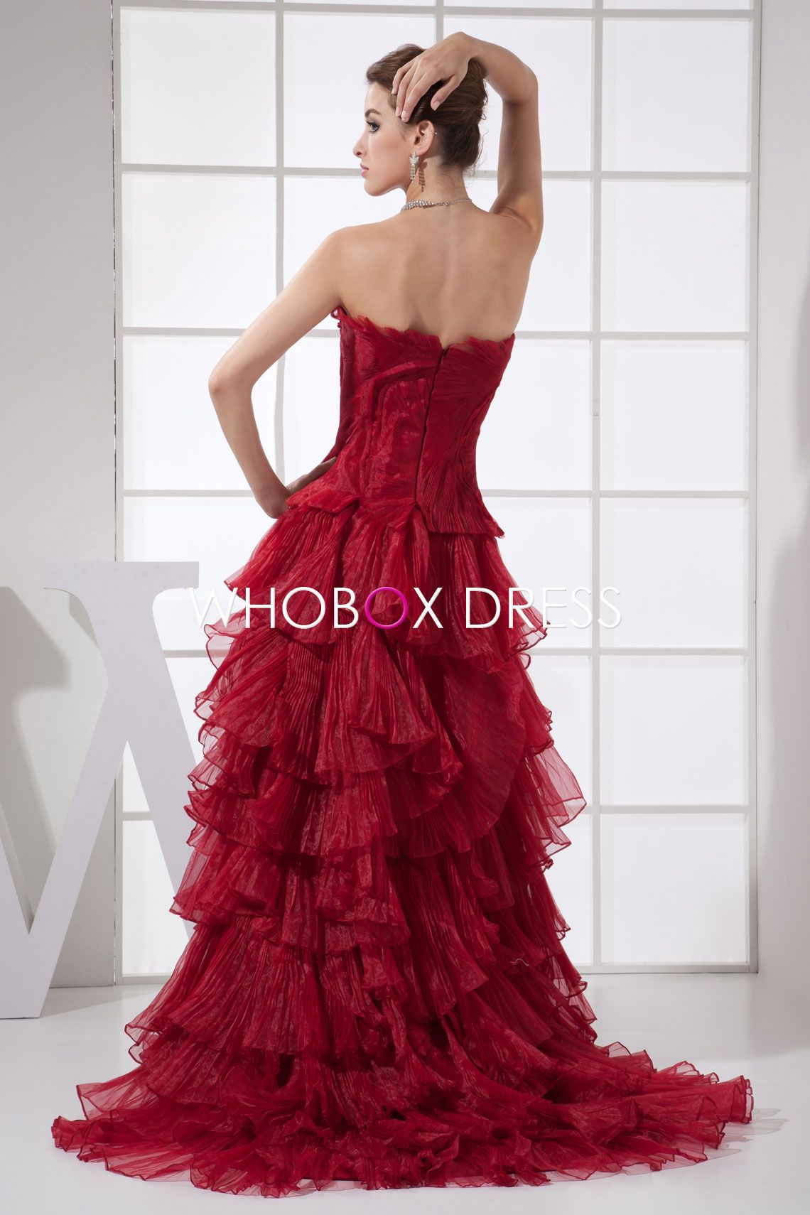 Bridesmaid dresses bridesmaid dresses red it is