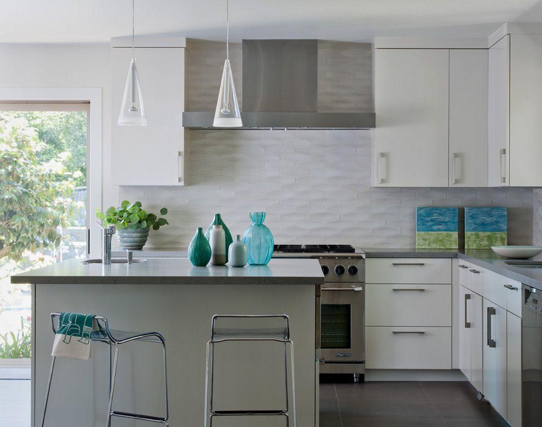 Variety Of Awesome Kitchen Backsplash Design Ideas | Construcción
