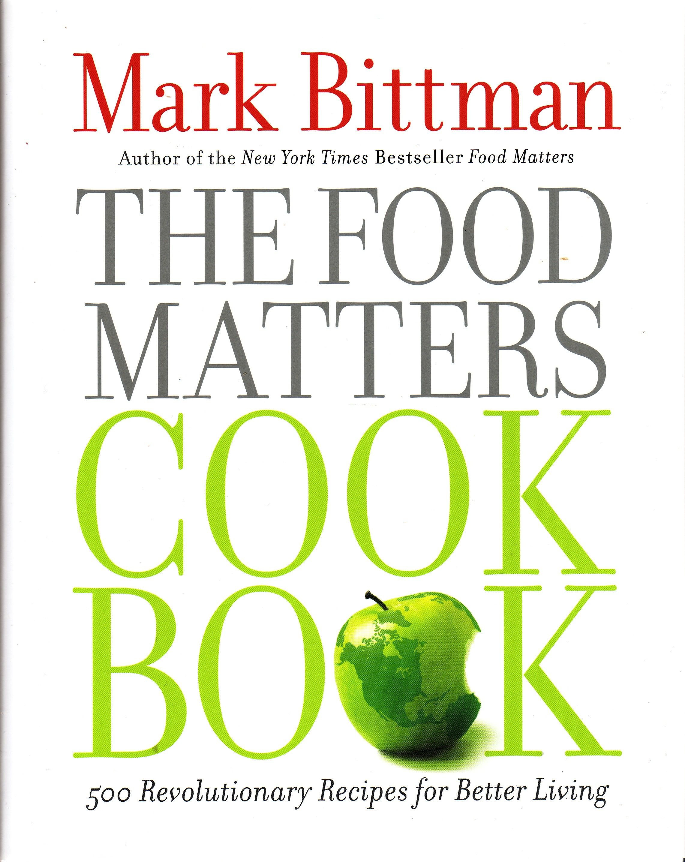 The food matters cookbook mark bittman and food the food matters cookbook recipes fordinner forumfinder Images
