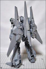 Photo of GUNDAM GUY: MG 1/100 ReZEL [Commander Type]/ Re-GZ / Zeta Plus – Hecho a medida …