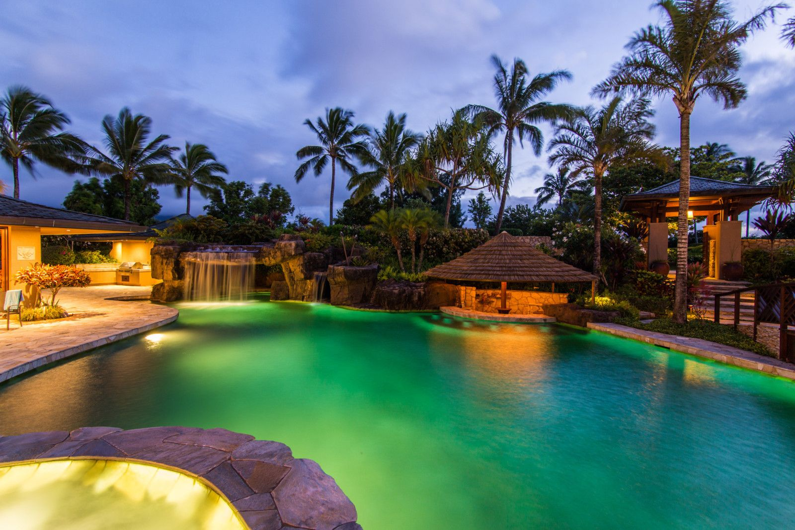 House of the week a hawaiian paradise with an enormous