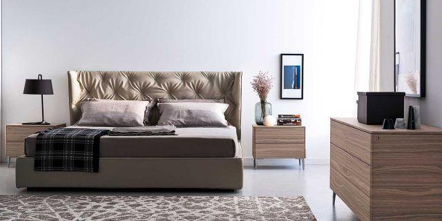 Arredare la camera - Letto Wynn di Calligaris | Amazing bedroom ...