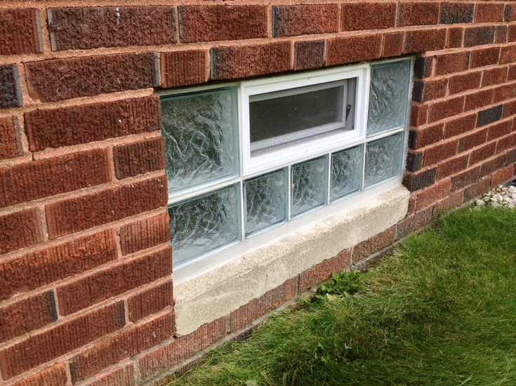 Pin On Basement Windows