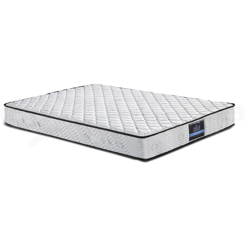 Gaselle Bedding Single Size 23cm Thick Firm Mattress Ideal Home Decor In 2020 Firm Mattress Online Mattress Pocket Spring Mattress
