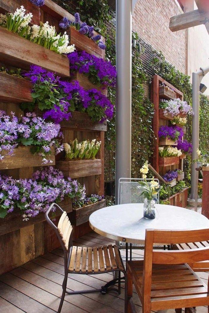 Kleine Veranda und wie wir sie in eine Wohlfühloase verwandeln #terracedesign