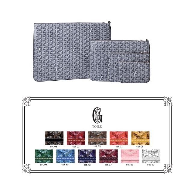 Goyard Pouches Goyard Tote With Initials Pinterest Pouches - Commercial invoice template excel free download goyard online store