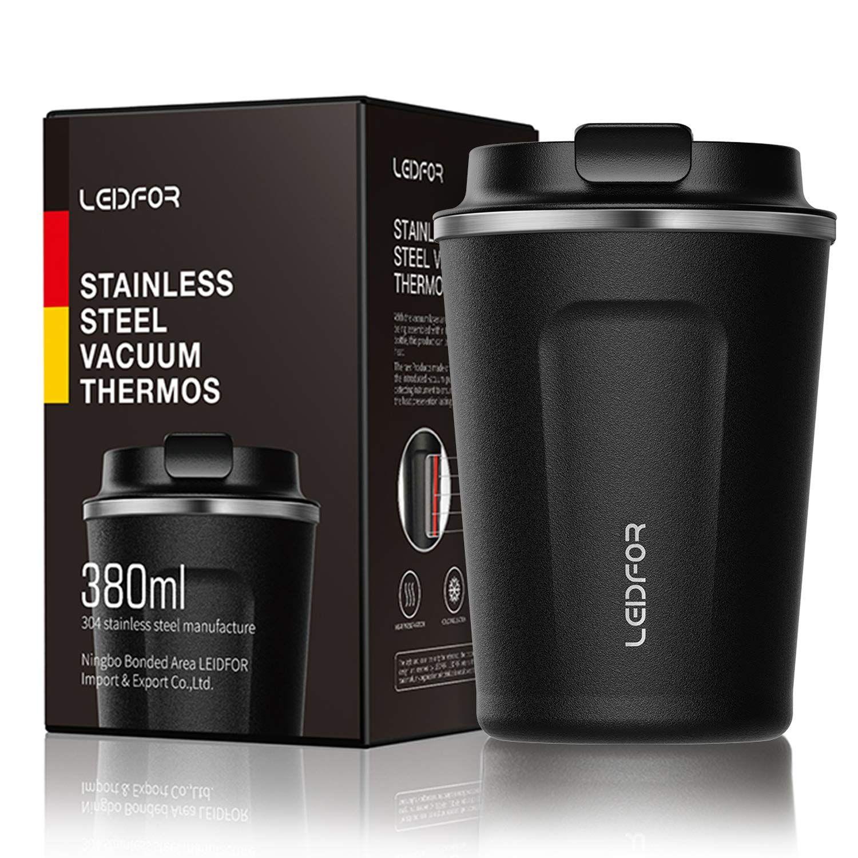 Insulated Tumbler Coffee Travel Mug Vacuum