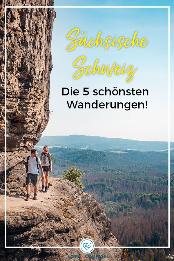 Die Sächsische Schweiz ist einer der schönsten Nationalparks in Deutschland. Dieses Jahr im Sommer haben wir die Umgebung entdeckt. In diesem Beitrag findet ihr nun unsere 5 schönsten Wanderungen in der Sächsischen Schweiz.  #Wanderrouten #Unterkunft #Urlaub #Malerweg #Kuhstall #idagrotte #Amselsee #rathen #wandern #fotospots #deutschlandschönsteorte