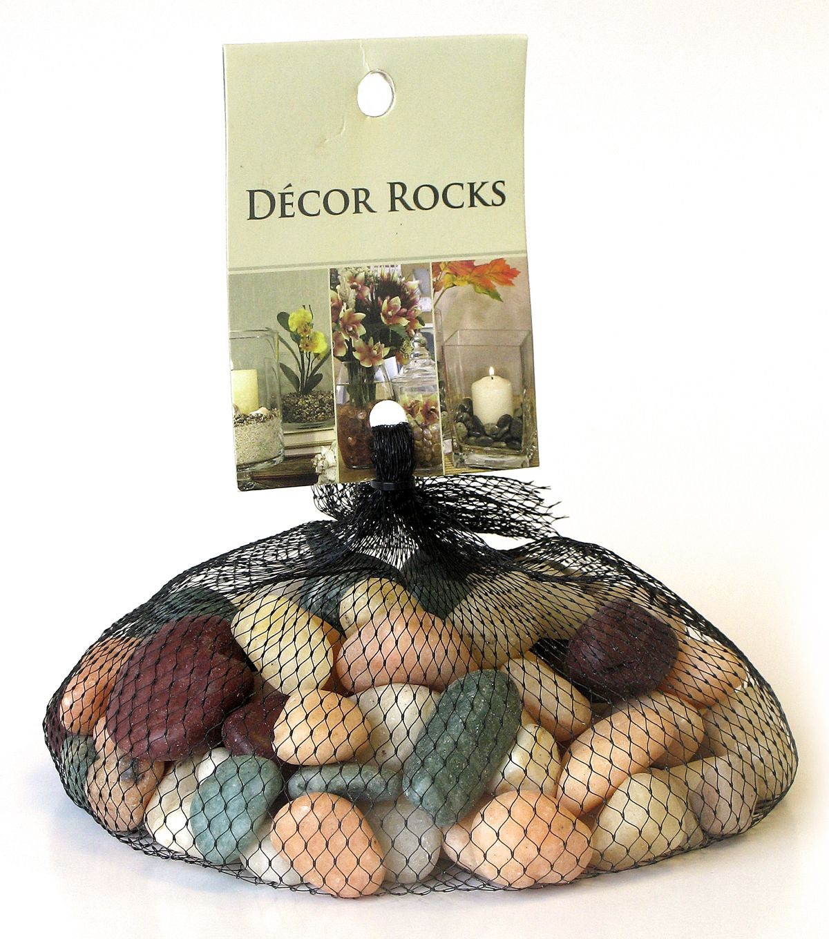 Panacea Products Countryside River Rock 2 lbs Crafts