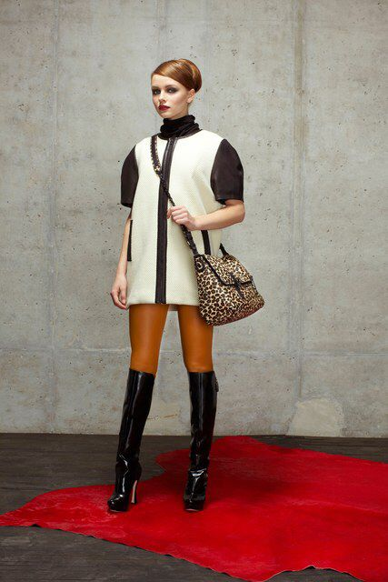 Alice + Olivia | Pre-Fall 2014 Collection | Vogue Runway
