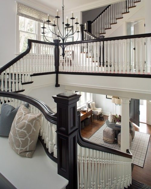 Exceptional Foyers · U0027Franklin.u0027 Duet Design Group, Interior Design Firm, Denver ...