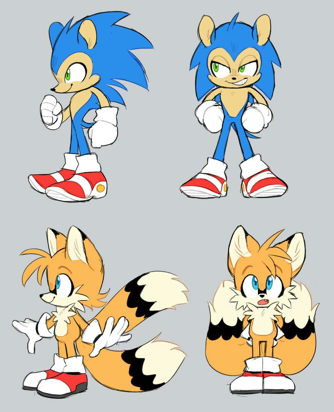 sonic the hedgehog movie tails old design