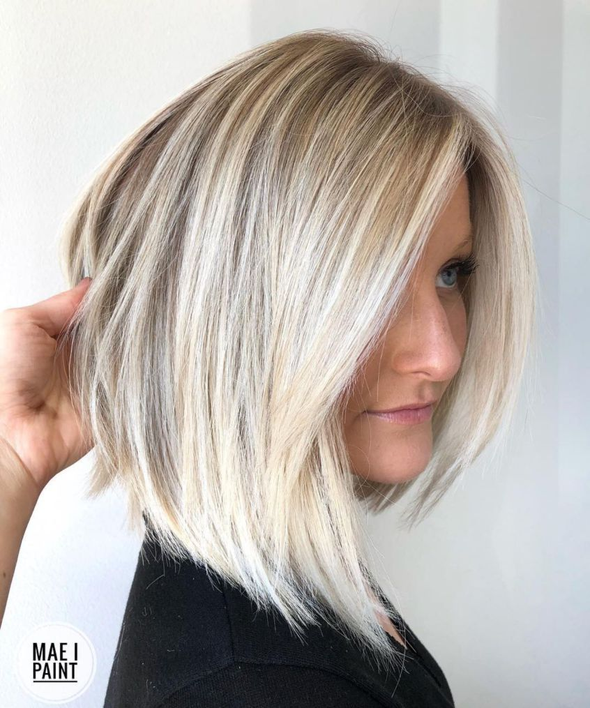 70 Devastatingly Cool Haircuts For Thin Hair In 2018 Health
