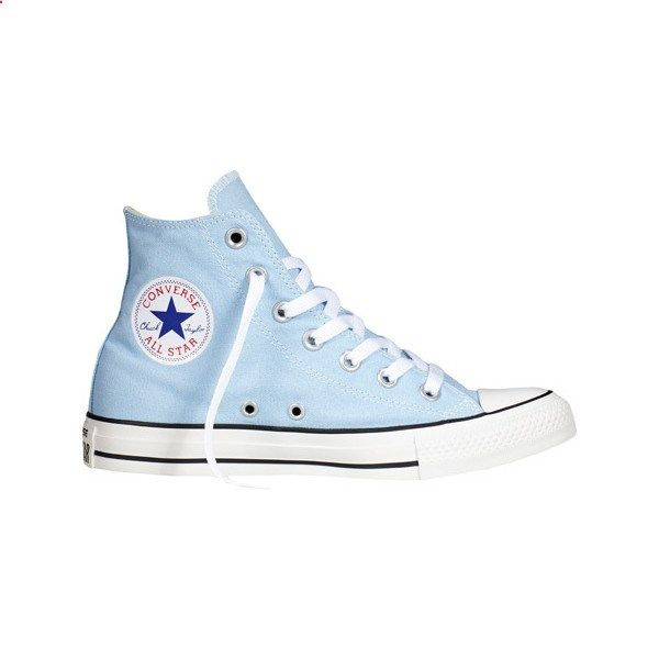 Converse All Star Hi Tops Chuck Taylor Size 6 Cream Off White Trainers ❤  liked on Polyvore   My Style   Pinterest   Converse shoes, Shoes and  Converse f4179de6a0