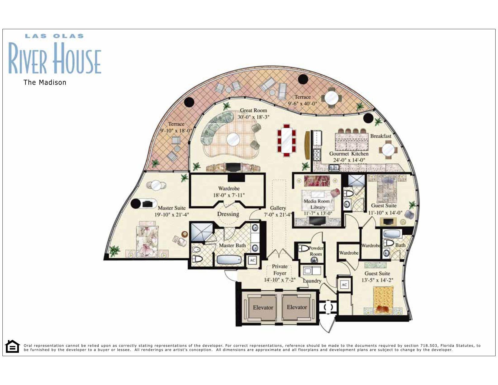 trump royale condo floor plans google search home floorplans