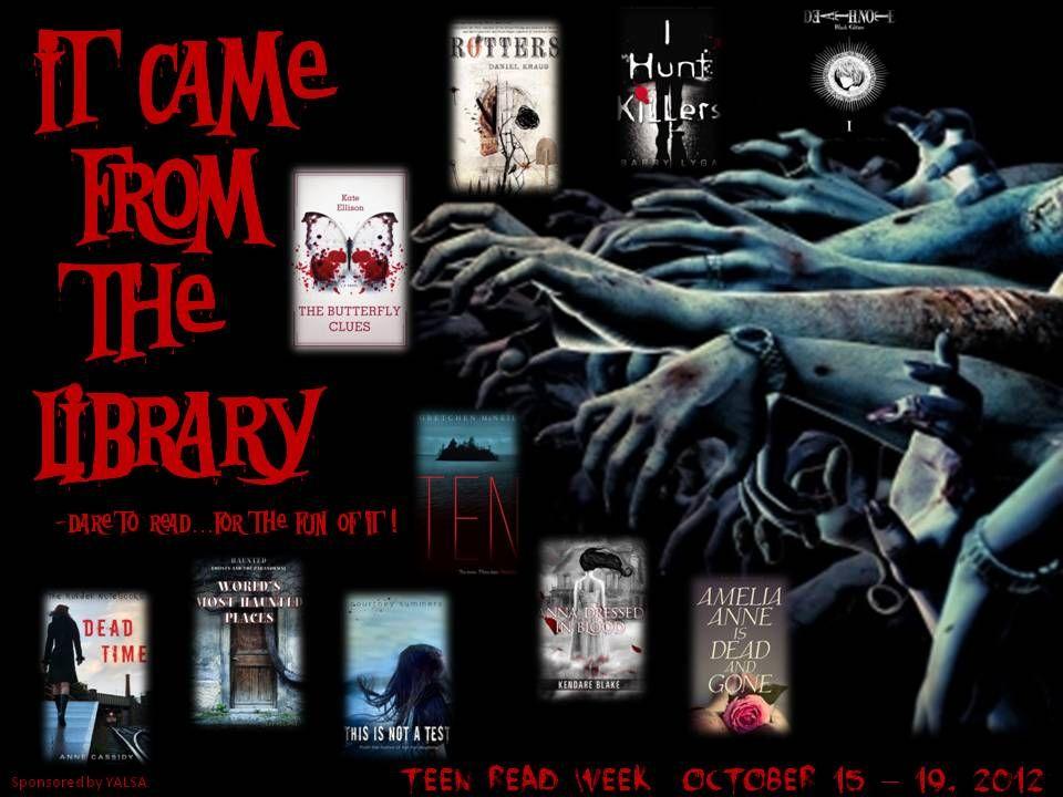 horror book adult