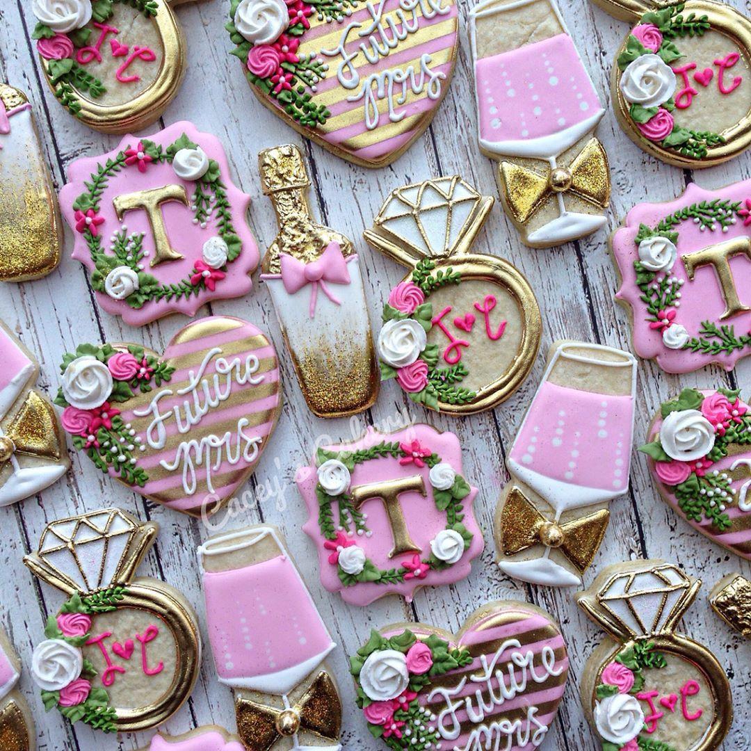 Pin by Sophia Truono on Cute Cookies Brunch decor