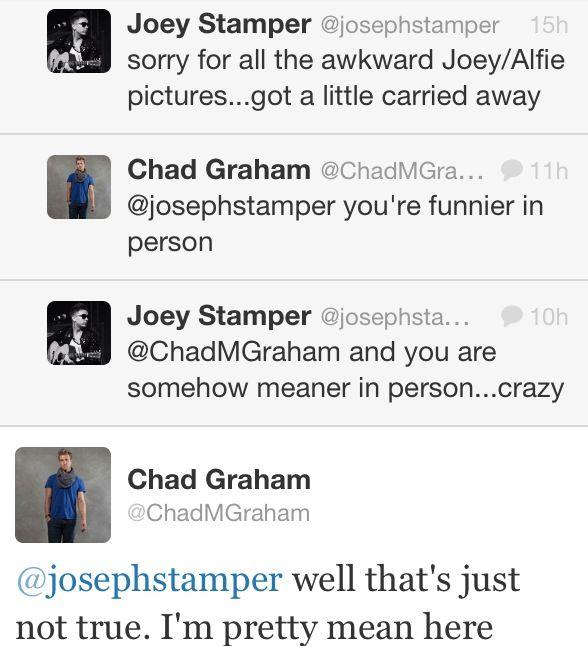 @joeystamper @chadmgraham