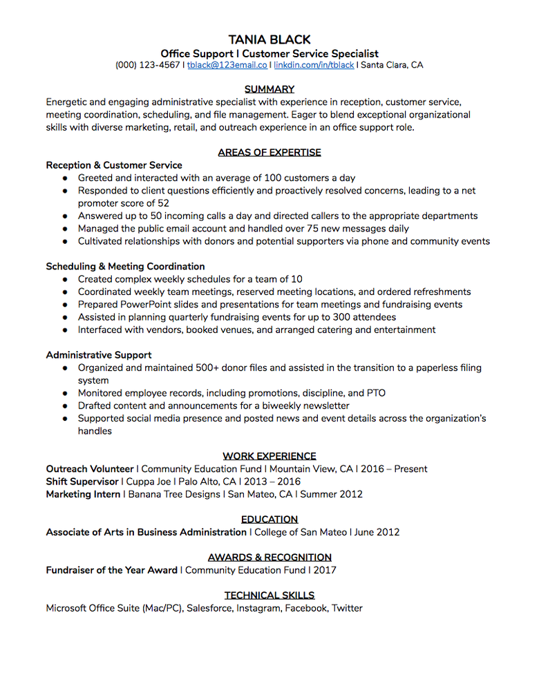 What Is a Functional Resume, and When Do You Use One