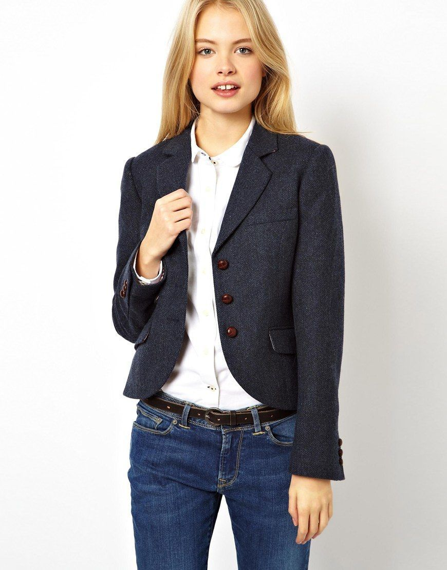185f3f21d02a Resultado de imagen para blazer para mujeres | sacos y chaquetas en ...