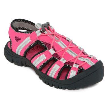 3a30c5de90c38 Arizona Sammy Girls Sport Sandals - Little Kids Big Kids found at  JCPenney