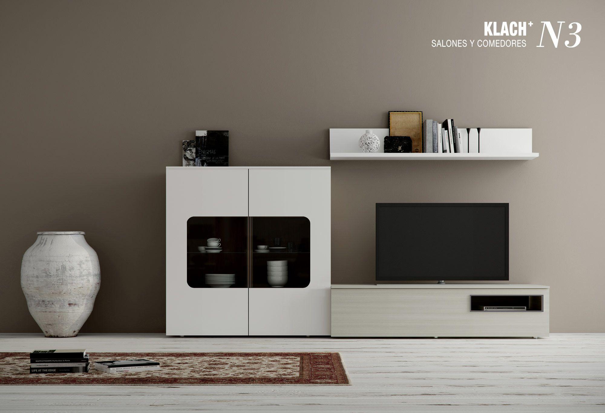 Klach n3 muebles hermida muebles de sal n y comedor mobiliario pinterest - Hermida muebles ...