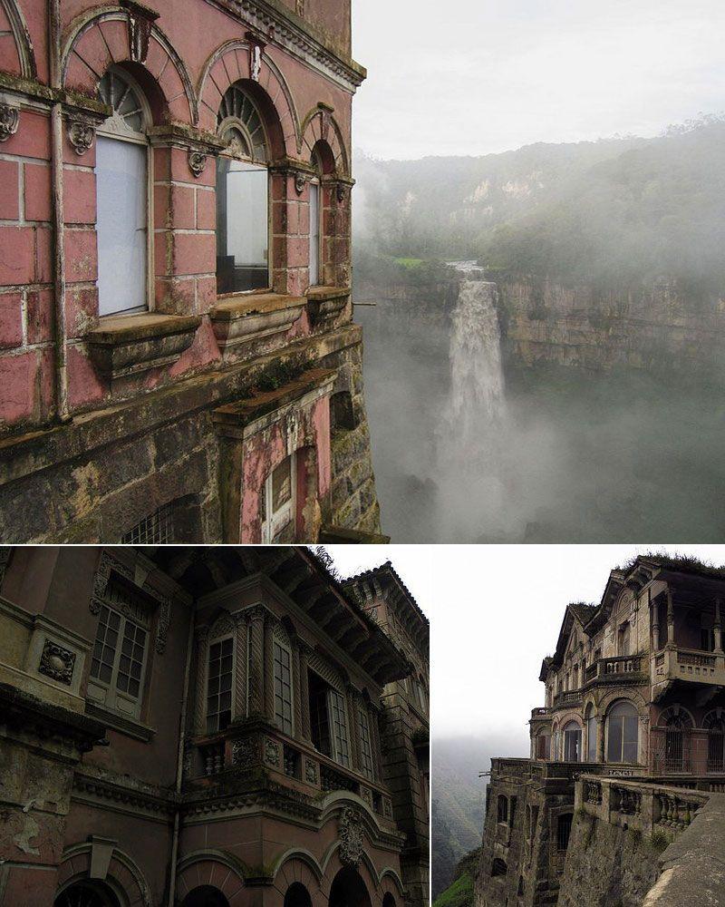 Hotel-del-salto- -san-antonio-del-tequendama -colombia