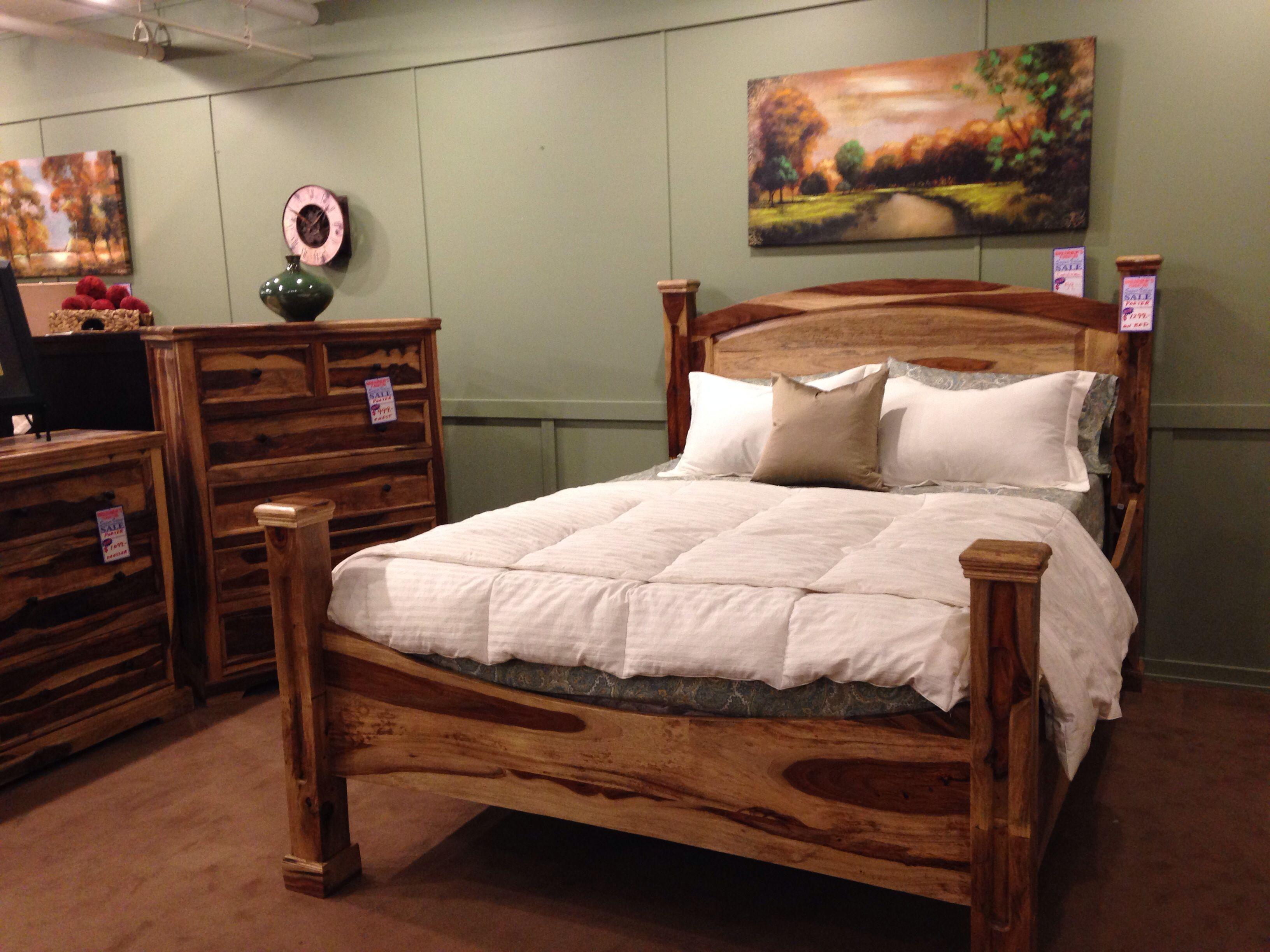 Porter Tahoe bedroom set | Bedroom furniture | Pinterest ...