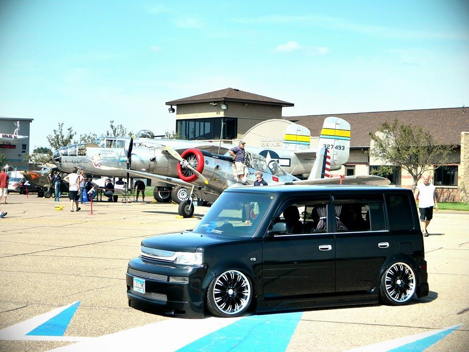 Pin by Mike Heinlein on Cars Scion xb, Scion, Suv