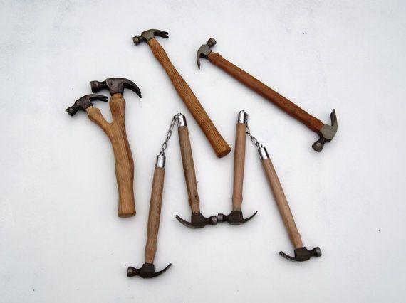 Hammer Nunchucks - Neatorama
