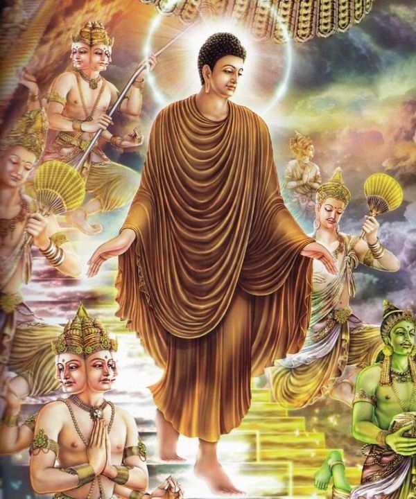story associated with siddhartha gautama