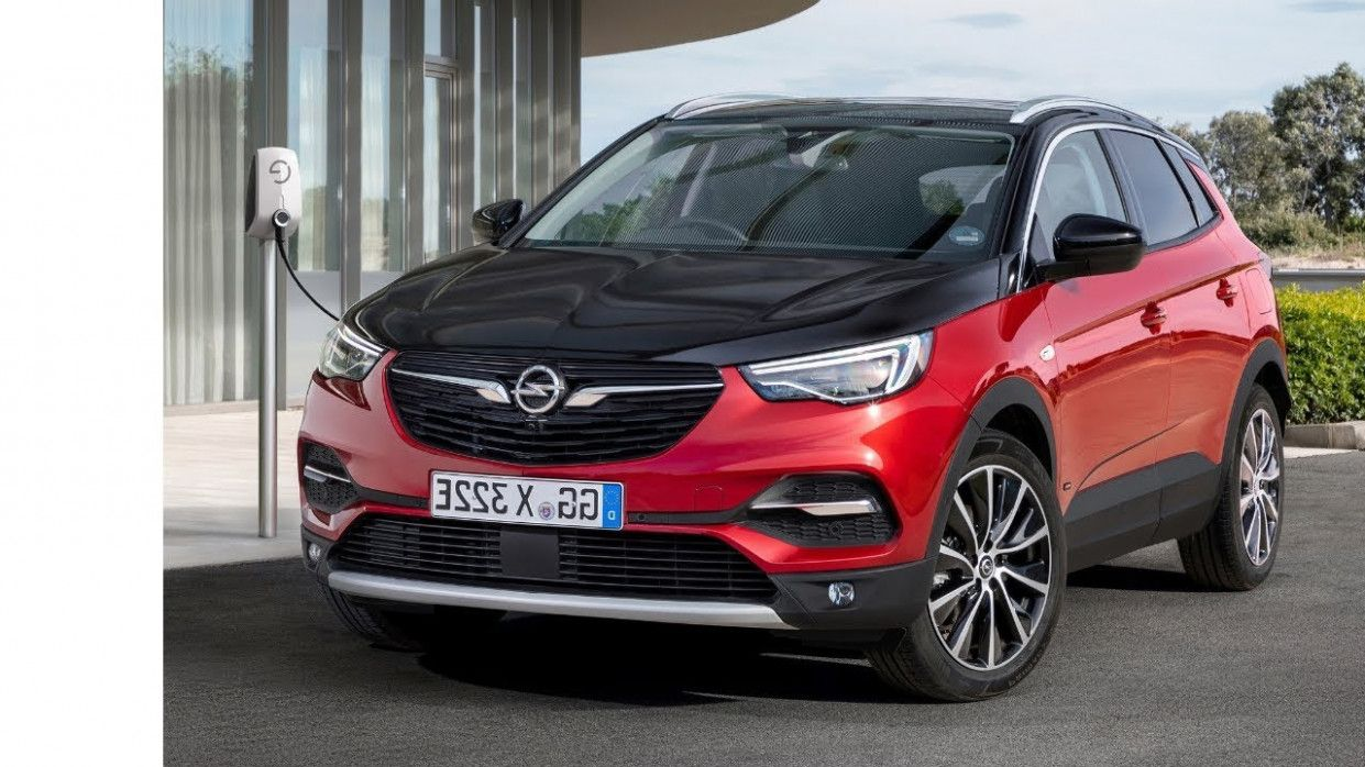 Understand The Background Of 2020 Opel Grandland Now New Suv Hybrid Car Vauxhall