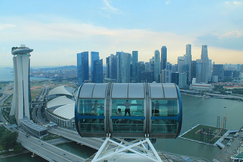 What to do on a date in singapore