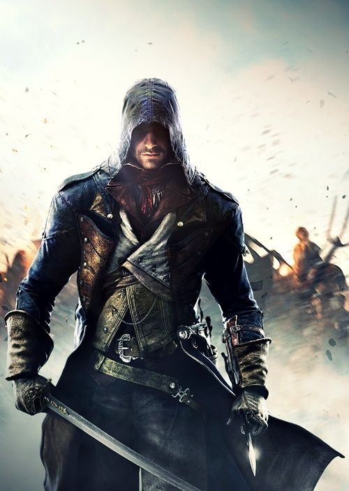 Arno Assassin S Creed Unity Juego De Video Assasin Creed Unity Personajes De Fantasia