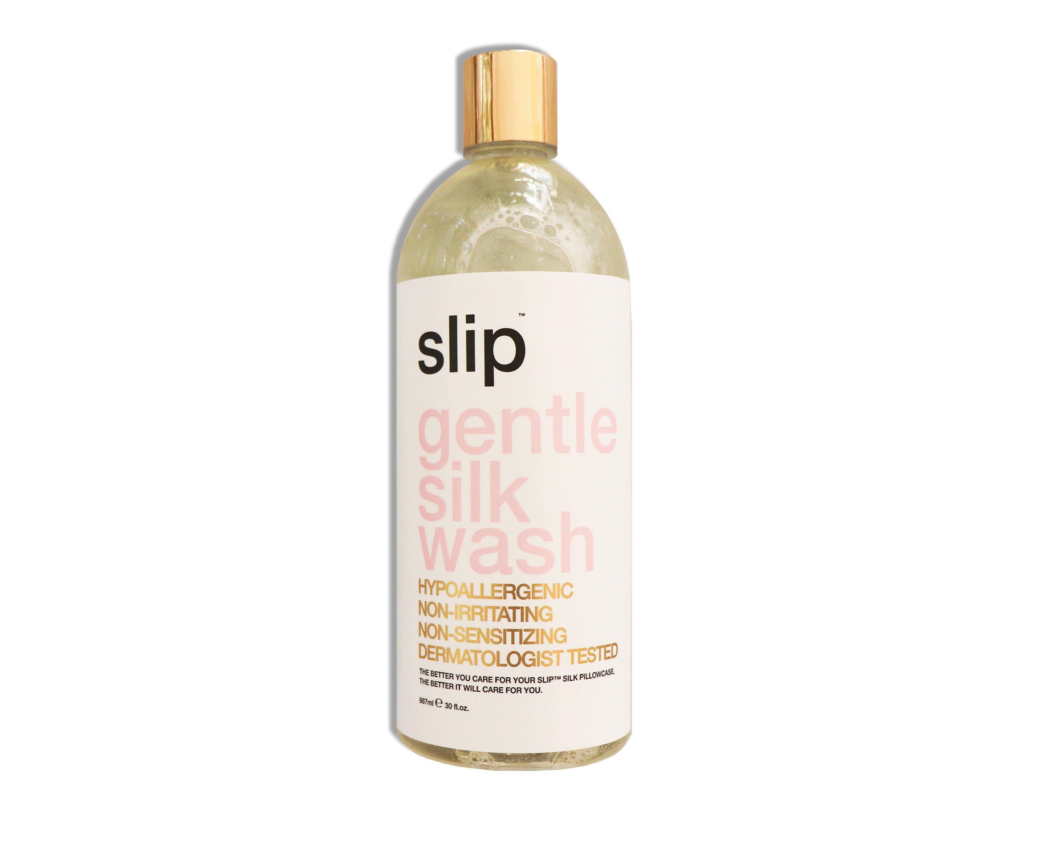Gentle silk wash slip silk pillowcase silk pillowcase wash