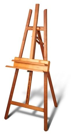 Caballete de tr pode proyectos que intentar pinterest - Caballetes de madera ...