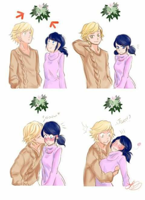 Adrien And Marinette ✨