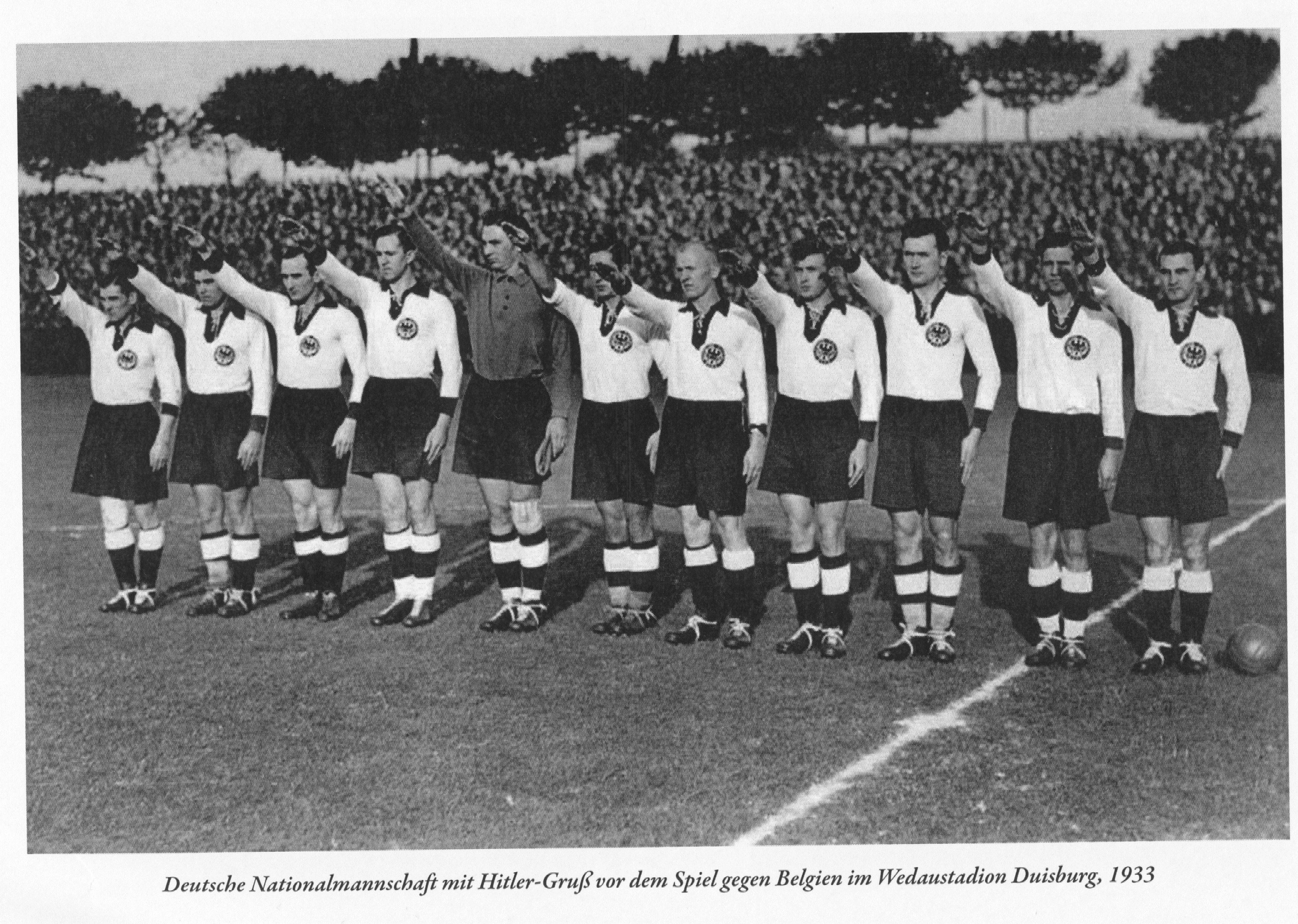 Image result for hakenkreuz fussball