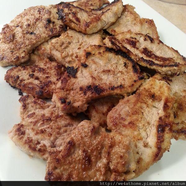 韓國朋友的家常菜,洋蔥里肌排。食譜、作法 | 加有煮婦的多多開伙食譜分享