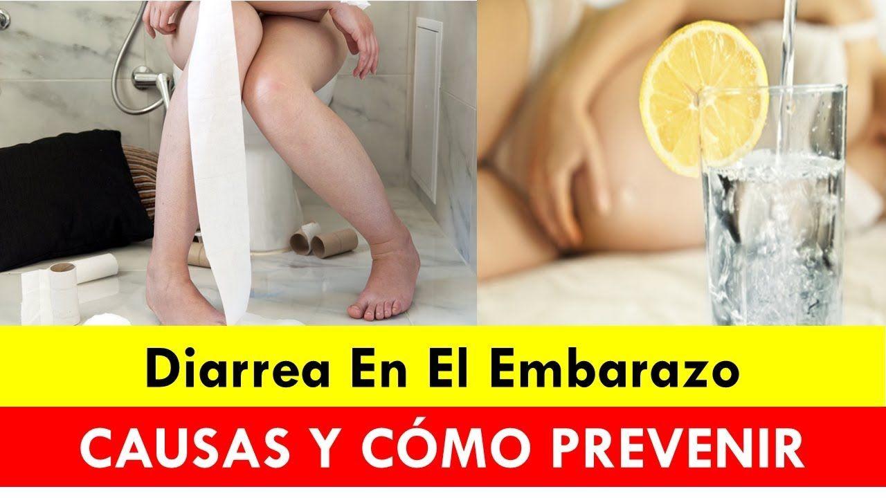 Remedios caseros para la diarrea durante el embarazo