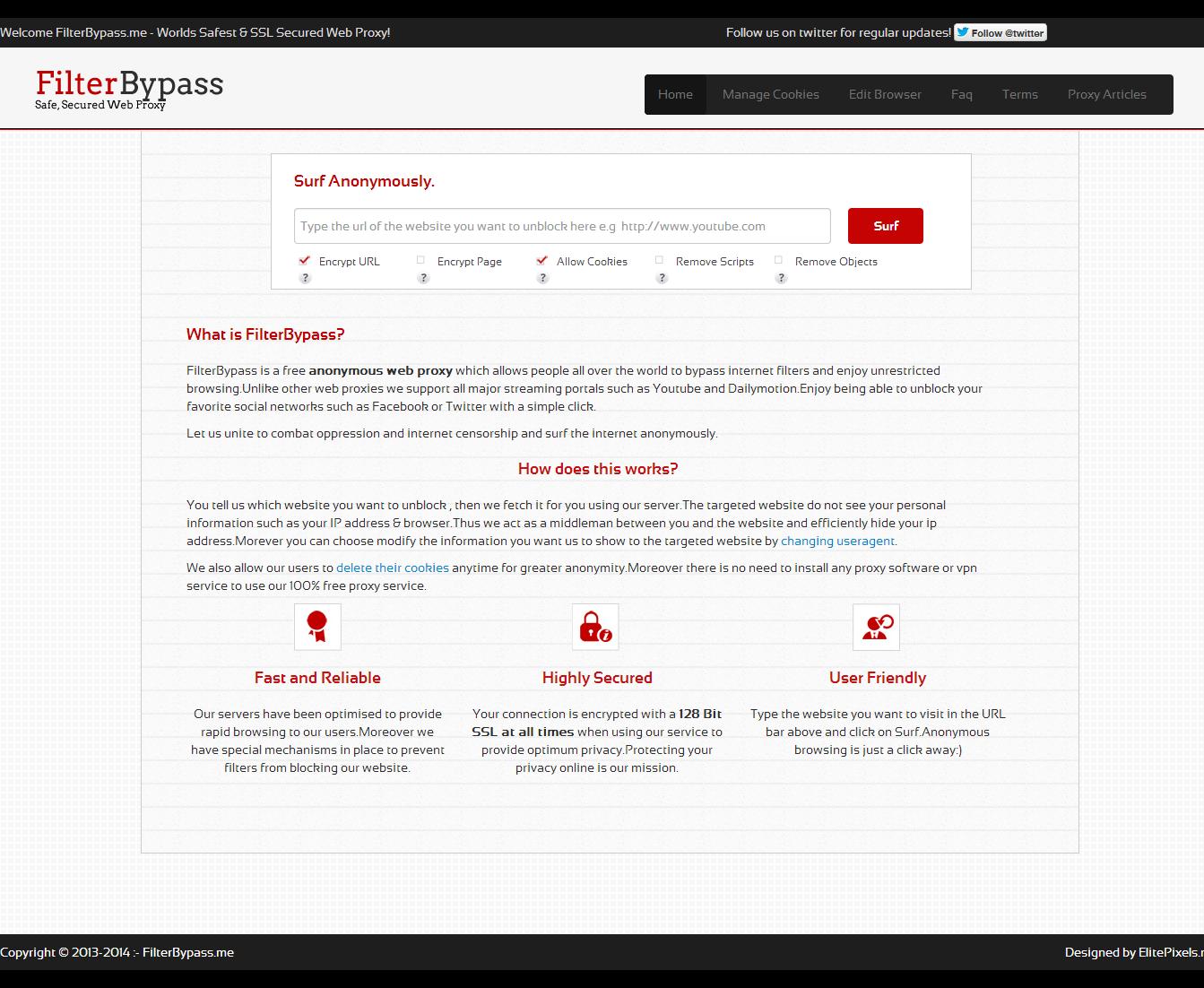 Kproxy anonymous proxy