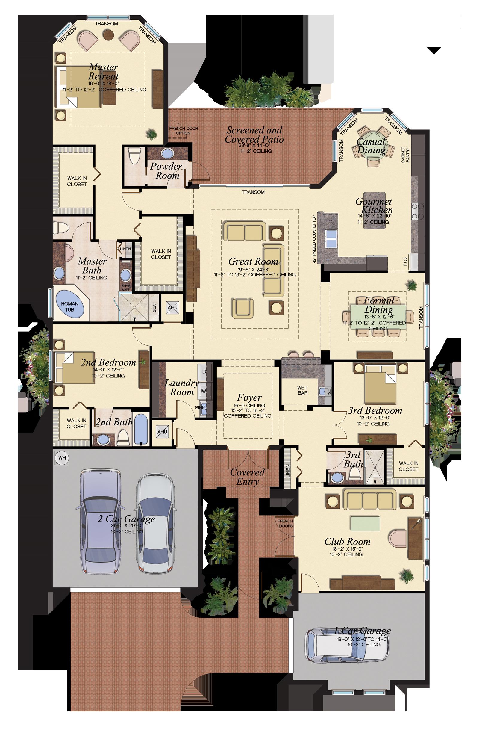 Gl Homes Dream House Plans