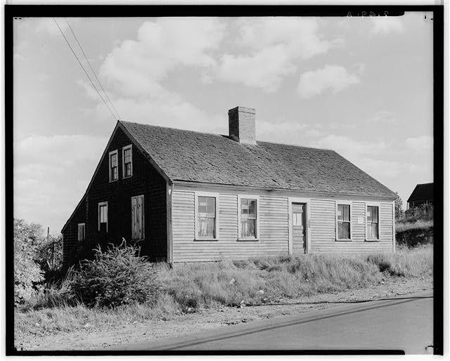 Middleboro, MA Deborah Sampson House 280 Wareham St. 1933 ...