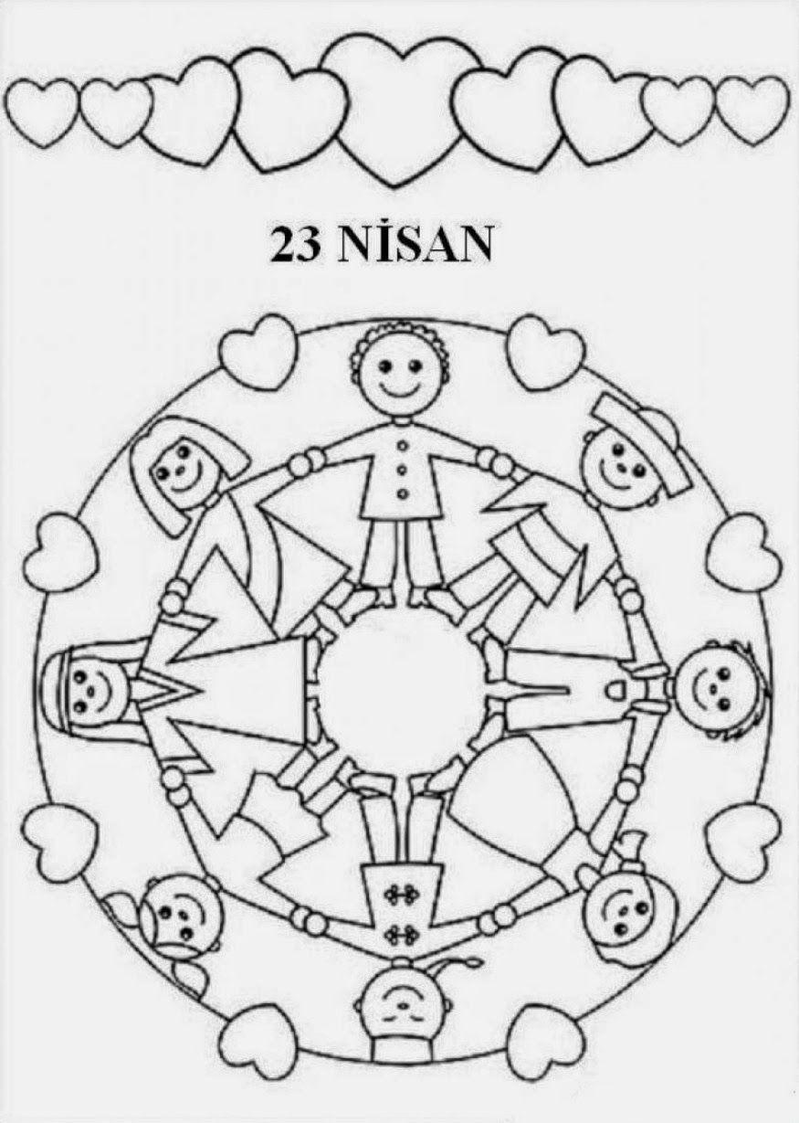 Ilke Ates Adli Kullanicinin 2e Nisan Etkinlikleri Panosundaki Pin