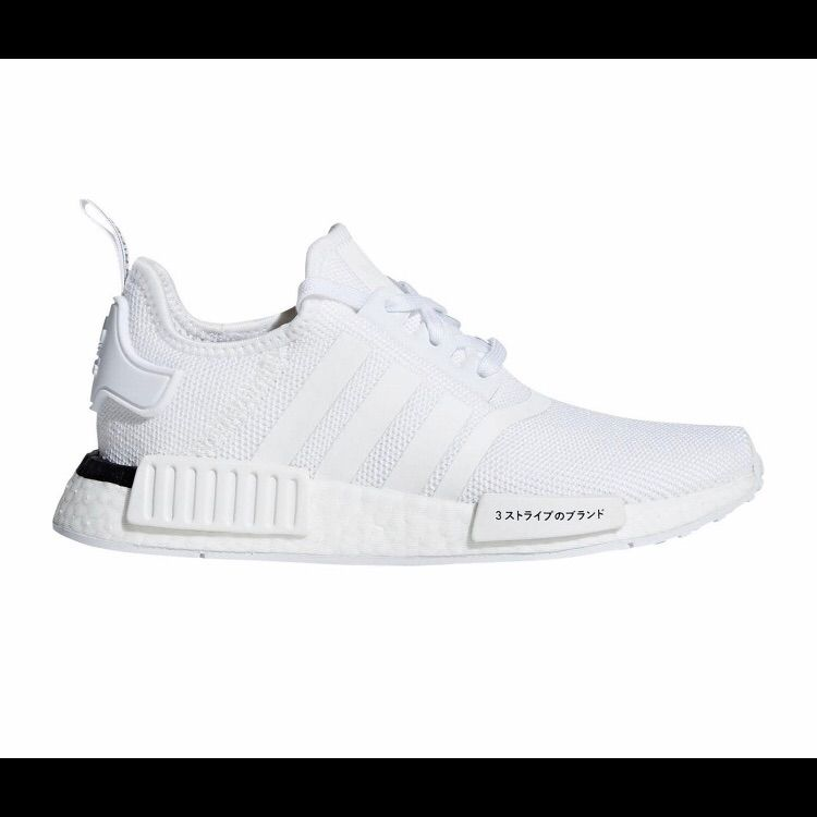 adidas Shoes Nwt Adidas Youth Nmd R1 JKolor: biały Nwt Adidas Youth Nmd R1 J Color: White