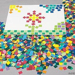 como criar mosaicos de papel - Klask gant Google | Mosaicos ...