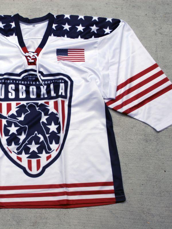 Official Team Usboxla Jersey Jersey Lacrosse Jersey Teams