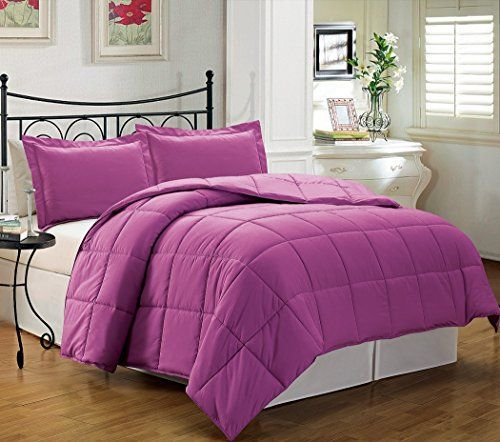 Chezmoi Collection 2-piece Down Alternative Comforter Set Twin, Orchid Purple Chezmoi Collection http://www.amazon.com/dp/B00Q7GVAC8/ref=cm_sw_r_pi_dp_7r.1ub0BKQZ3C