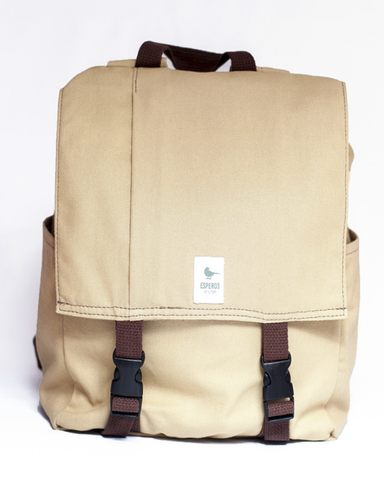 Classic backpack from Esperos - help send a child in need to school for a year.